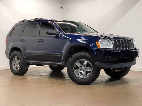 2006 Jeep Grand Cherokee for sale at Texas Prime Motors in Houston TX
