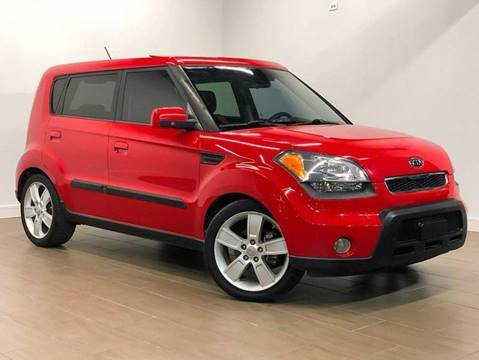2010 Kia Soul for sale at Texas Prime Motors in Houston TX