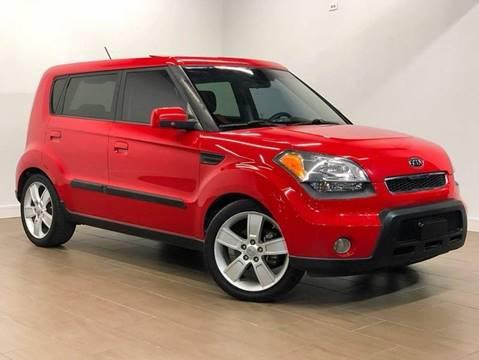 2010 Kia Soul for sale at Texas Prime Motors in Houston TX