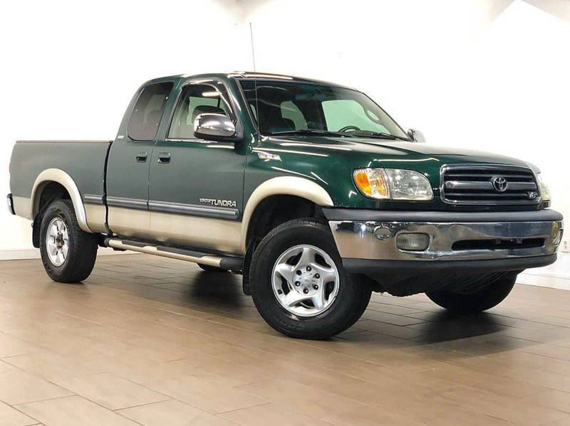 2002 Toyota Tundra For Sale At Texas Prime Motors In Houston TX