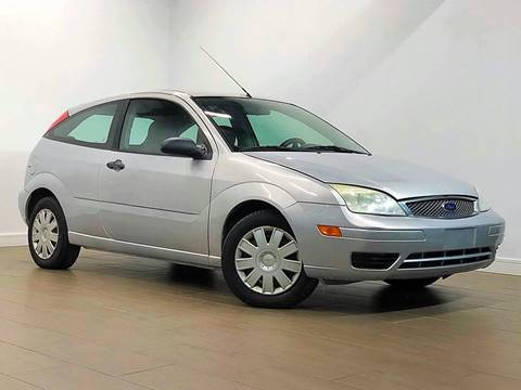 2005 Ford Focus for sale at Texas Prime Motors in Houston TX