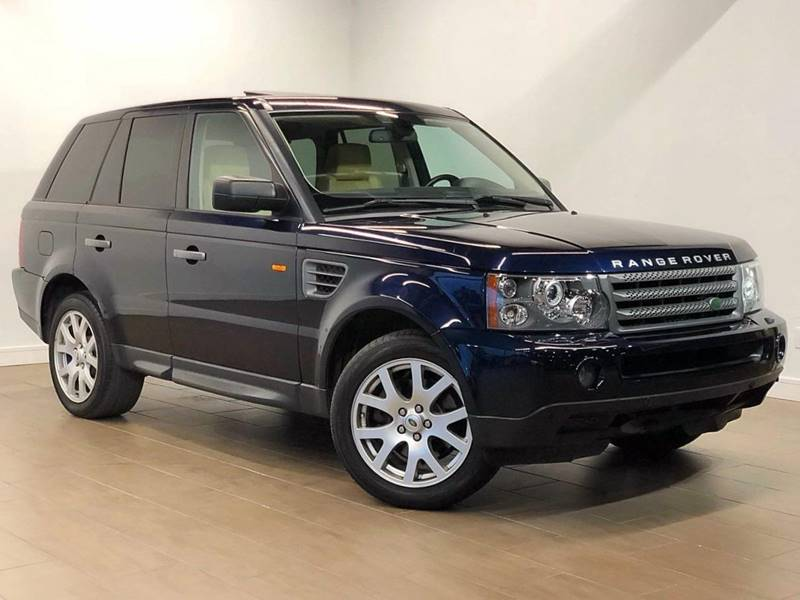2008 land rover range rover sport hse in houston tx texas prime motors. Black Bedroom Furniture Sets. Home Design Ideas