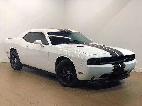 2012 Dodge Challenger for sale at Texas Prime Motors in Houston TX
