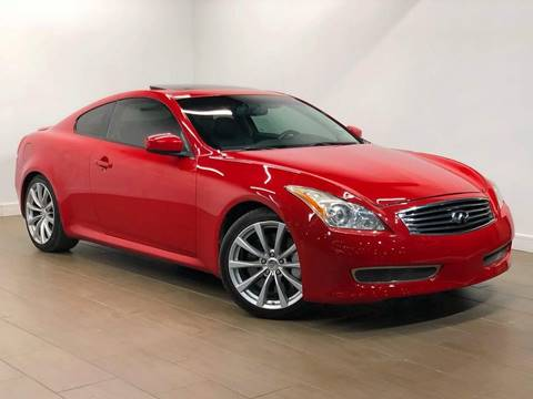 2008 Infiniti G37 for sale at Texas Prime Motors in Houston TX