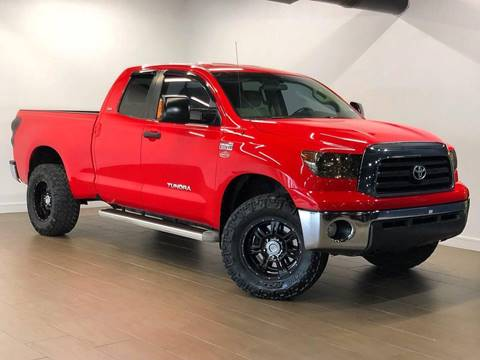 2008 Toyota Tundra for sale at Texas Prime Motors in Houston TX