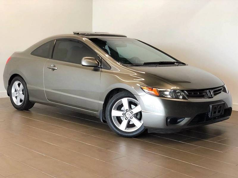 2008 Honda Civic For Sale At Texas Prime Motors In Houston TX