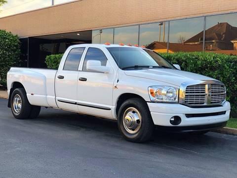 2008 Dodge Ram Pickup 3500 for sale at Texas Prime Motors in Houston TX