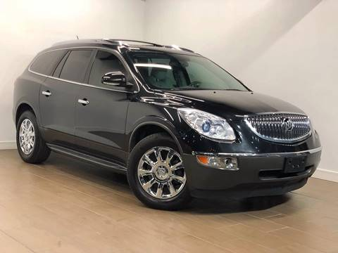 2012 Buick Enclave for sale at Texas Prime Motors in Houston TX