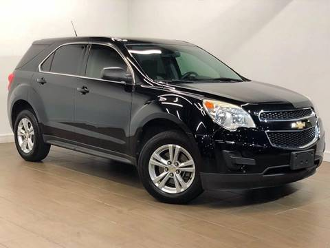 2011 Chevrolet Equinox for sale at Texas Prime Motors in Houston TX