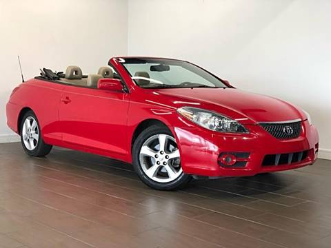 2008 Toyota Camry Solara for sale at Texas Prime Motors in Houston TX