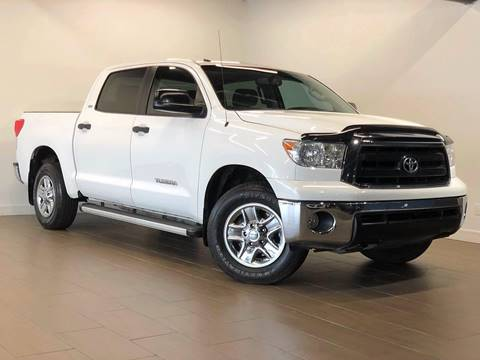 2011 Toyota Tundra for sale at Texas Prime Motors in Houston TX