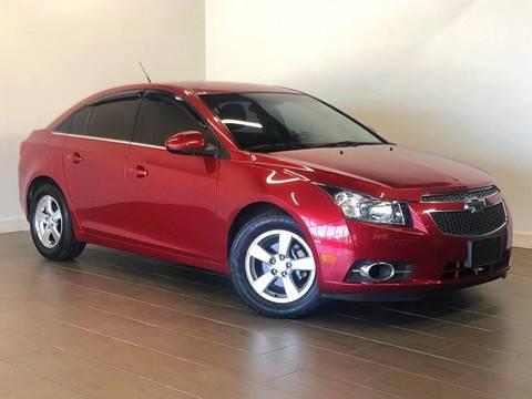 2011 Chevrolet Cruze for sale at Texas Prime Motors in Houston TX