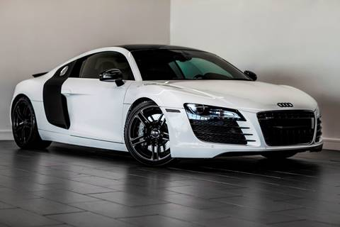 2009 Audi R8 for sale at Texas Prime Motors in Houston TX