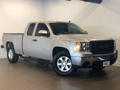 2007 GMC Sierra 1500 for sale at Texas Prime Motors in Houston TX