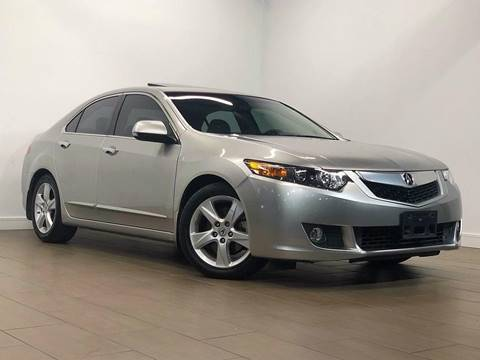 2010 Acura TSX for sale at Texas Prime Motors in Houston TX