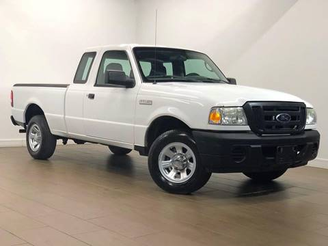 2008 Ford Ranger for sale at Texas Prime Motors in Houston TX