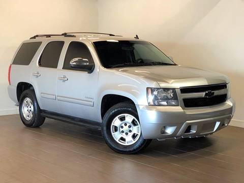 2010 Chevrolet Tahoe for sale at Texas Prime Motors in Houston TX