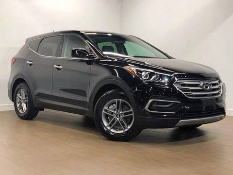 2018 Hyundai Santa Fe Sport for sale at Texas Prime Motors in Houston TX