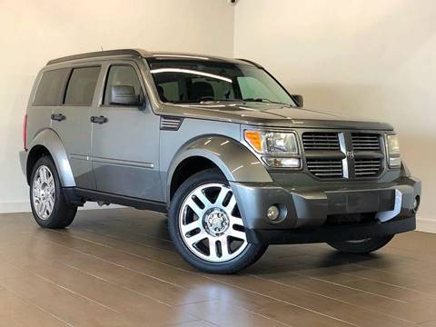 2011 Dodge Nitro for sale at Texas Prime Motors in Houston TX