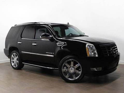 2007 Cadillac Escalade for sale at Texas Prime Motors in Houston TX