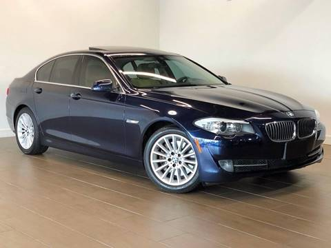2011 BMW 5 Series for sale at Texas Prime Motors in Houston TX