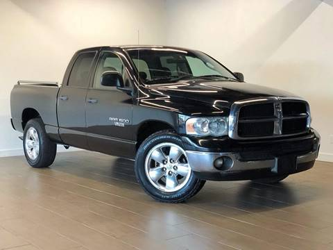 2005 Dodge Ram Pickup 1500 for sale at Texas Prime Motors in Houston TX