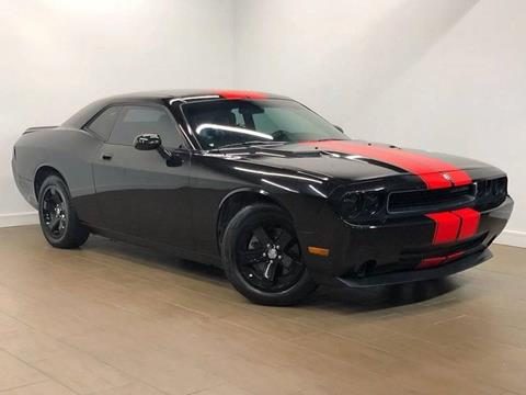 2010 Dodge Challenger for sale at Texas Prime Motors in Houston TX