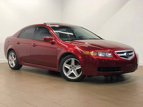 2006 Acura TL for sale at Texas Prime Motors in Houston TX