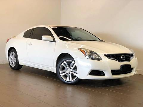 2012 Nissan Altima for sale at Texas Prime Motors in Houston TX