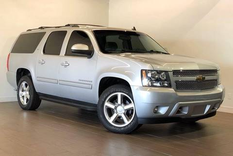 2010 Chevrolet Suburban for sale at Texas Prime Motors in Houston TX