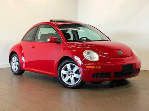 2007 Volkswagen New Beetle for sale at Texas Prime Motors in Houston TX