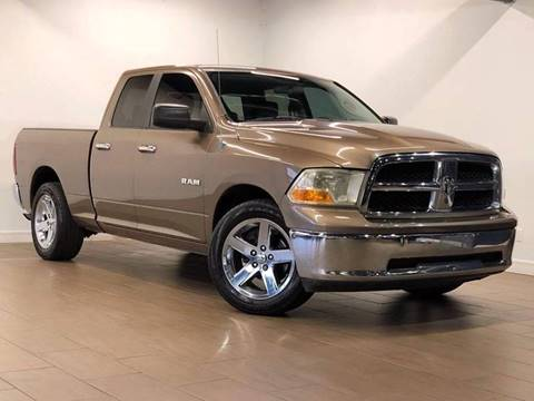 2010 Dodge Ram Pickup 1500 for sale at Texas Prime Motors in Houston TX
