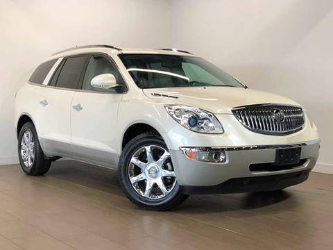 2009 Buick Enclave for sale at Texas Prime Motors in Houston TX