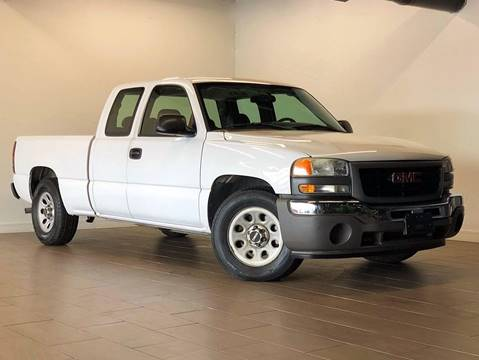 2006 GMC Sierra 1500 for sale at Texas Prime Motors in Houston TX