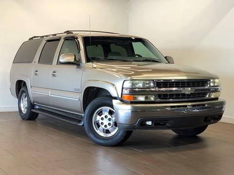 2000 Chevrolet Suburban for sale at Texas Prime Motors in Houston TX