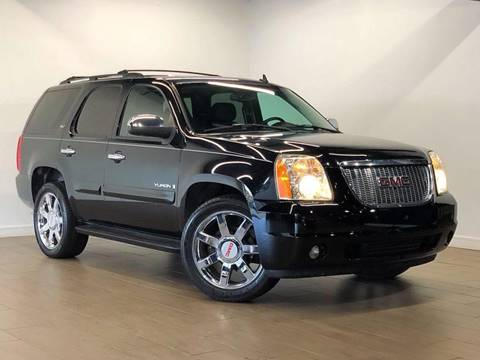 2007 GMC Yukon for sale at Texas Prime Motors in Houston TX