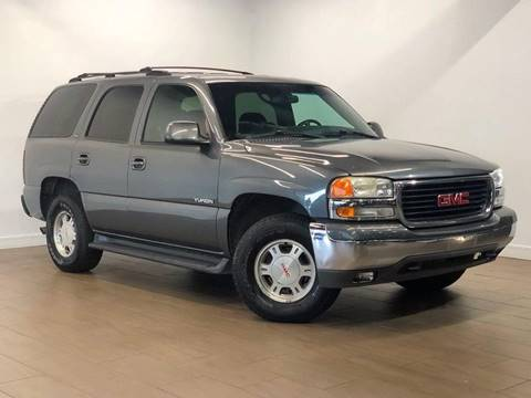 2002 GMC Yukon for sale at Texas Prime Motors in Houston TX