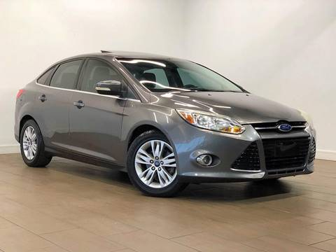 2012 Ford Focus for sale at Texas Prime Motors in Houston TX