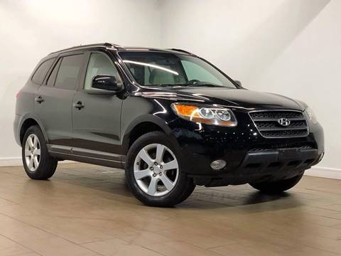 2007 Hyundai Santa Fe for sale at Texas Prime Motors in Houston TX