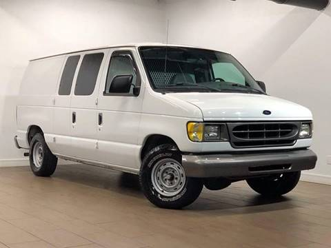 2002 Ford E-Series Cargo for sale at Texas Prime Motors in Houston TX