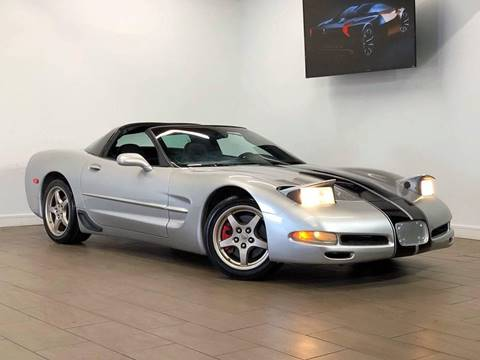 2004 Chevrolet Corvette for sale at Texas Prime Motors in Houston TX