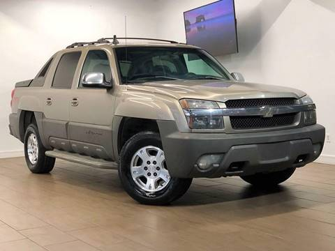 2002 Chevrolet Avalanche for sale at Texas Prime Motors in Houston TX