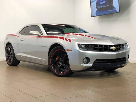 2010 Chevrolet Camaro for sale at Texas Prime Motors in Houston TX