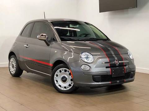 2013 FIAT 500 for sale at Texas Prime Motors in Houston TX