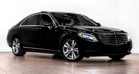 2014 Mercedes-Benz S-Class for sale at Texas Prime Motors in Houston TX