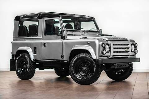 1986 Land Rover Defender for sale at Texas Prime Motors in Houston TX
