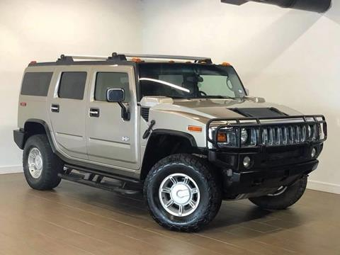 2003 HUMMER H2 for sale at Texas Prime Motors in Houston TX