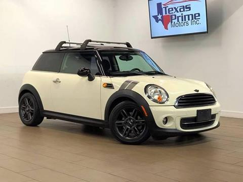 Mini Cooper Houston >> Mini Cooper For Sale In Houston Tx Texas Prime Motors