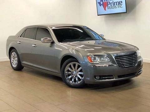 2012 Chrysler 300 for sale at Texas Prime Motors in Houston TX