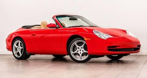 2002 Porsche 911 for sale at Texas Prime Motors in Houston TX